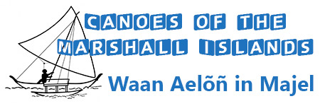 Logo WAM Canoes of the Marshall Islands