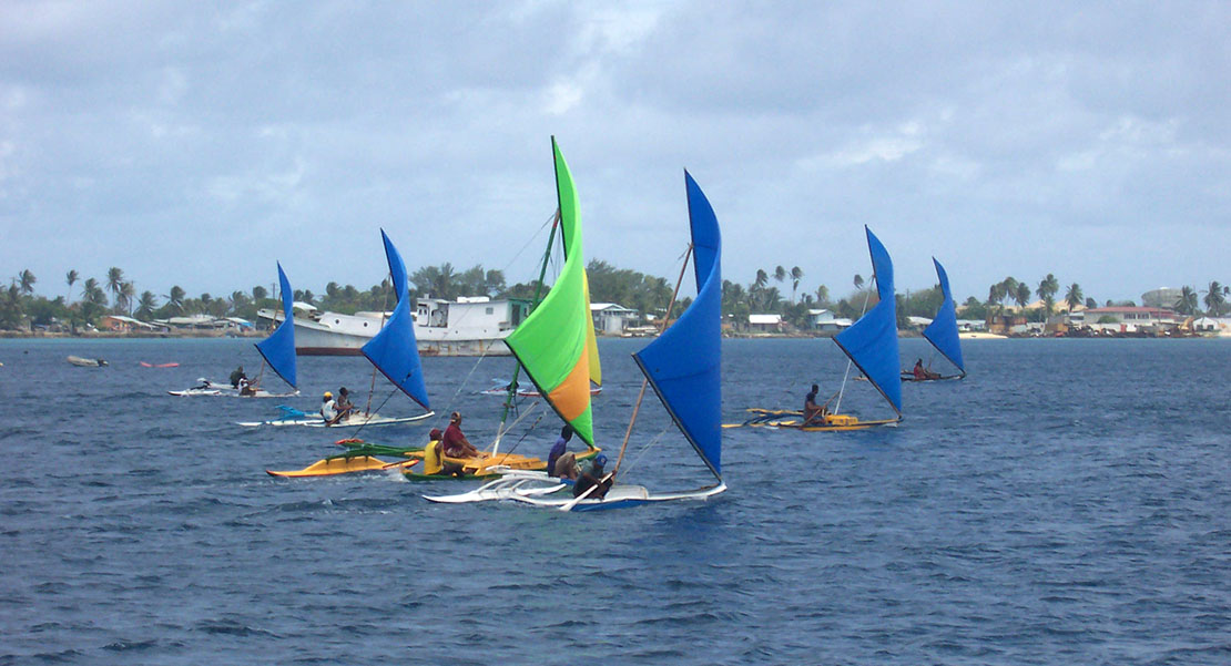Coconut Cup 2005 - Start