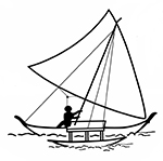 WAM Canoe logo