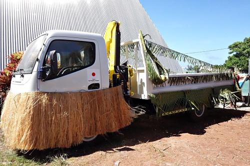 WAM Crane Truck. Photo: Alson Kelen