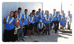 Graduates with some of WAM graduates. Photo: Sealend Laiden